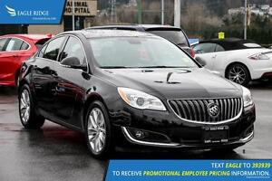 2016 Buick Regal Base Navigation, Sunroof, and Heated Seats