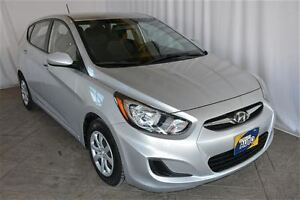 2013 Hyundai Accent GL HATCHBACK AUTOMATIC WITH AIR, 4 NEW TIRES