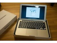 MACBOOK AIR 11 INCH 1.7-3.3GHZ i5, 4GB RAM, FLASH SSD, OFFICE 2016, ADOBE, LOGIC, FINAL CUT