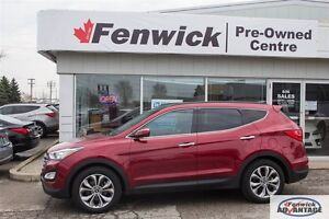 2016 Hyundai Santa Fe Sport 2.0T Limited - Accident Free - One O
