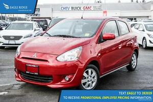 2014 Mitsubishi Mirage SE Heated Seats and Air Conditioning