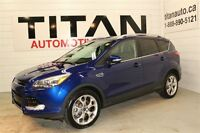 2015 Ford Escape Titanium| Auto| Leather| Sunroof| Navigation