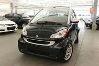 2011 smart fortwo PASSION 2D Cabriolet