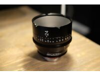 Lens XEEN PL Mount 24mm Cinema Lens