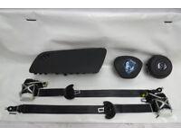 VW POLO R GTI AIR BAG KIT FITS RHD MODELS 2014-17 GENUINE PARTS