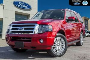 2014 Ford Expedition FORD CERTIFIED, LOW % RATES & EXTRA WARRANT