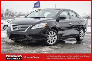 2014 Nissan Sentra SV A/C + GROUPE ELECT.