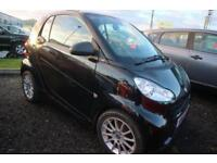 SMART FORTWO 1.0 PASSION MHD 2d AUTO 71 BHP - 360 SPIN ON WEBSITE (black) 2012