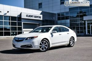 2014 Acura TL Tech Pkg, Leather, Sunroof, Nav