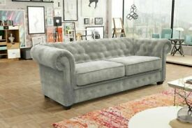 ⛈ 🌩BRAND NEW CHESTERFIELD IMPERIAL 3+2 SOFA SET NOW IN STOCK⛈ 🌩
