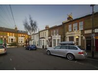 SUPERB 2 BED FLAT WITH TERRACE IDEAL FOR 2 SHARERS - HUBERT GROVE, CLAPHAM NORTH