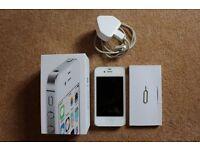 IPHONE 4S WHITE - 32GB - EE