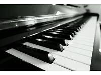 Piano lessons for all levels, £25 per hour, Edinburgh, Scotland.