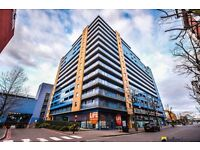 2 BED 2 BATH FLAT IN DOCKLANDS - AVAILABLE ASAP - RESIDENTS GYM - CLOSE TO DLR - CALL NOW TO VIEW!