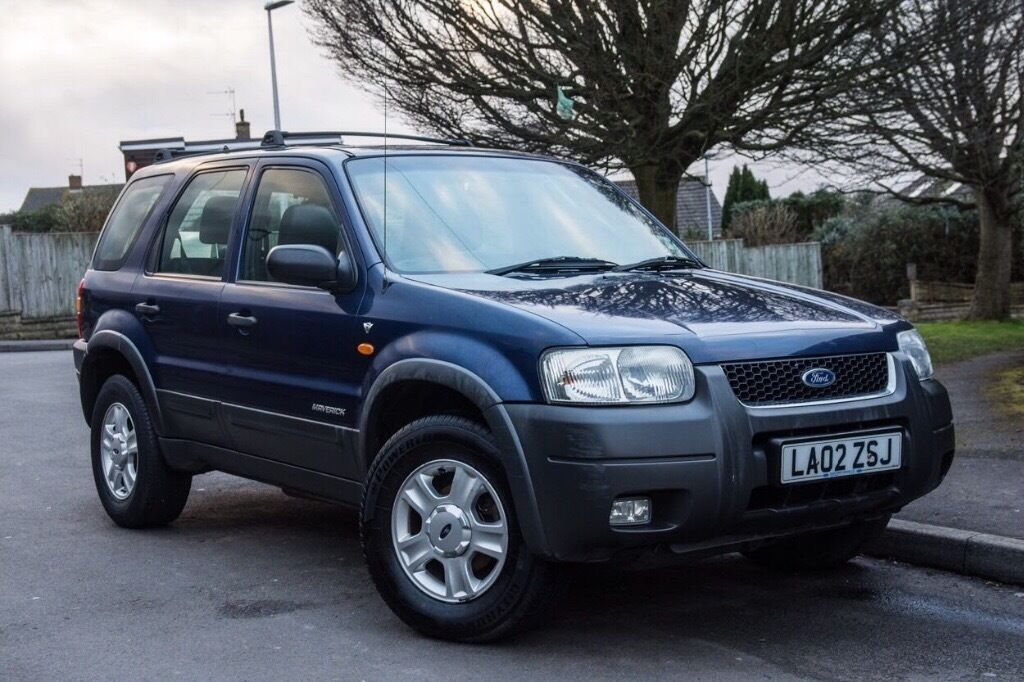 sfs 1100 4x4 ford maverick auto blue moted 2002 101000 miles very clean and tidy auto. Black Bedroom Furniture Sets. Home Design Ideas