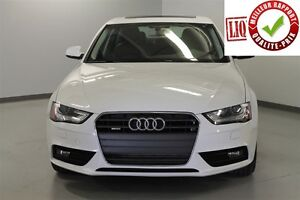 2014 Audi A4 TFSI QUATTROMAGS-A/C-CUIR-TOIT OUVRANT-GROUPE/HAYO