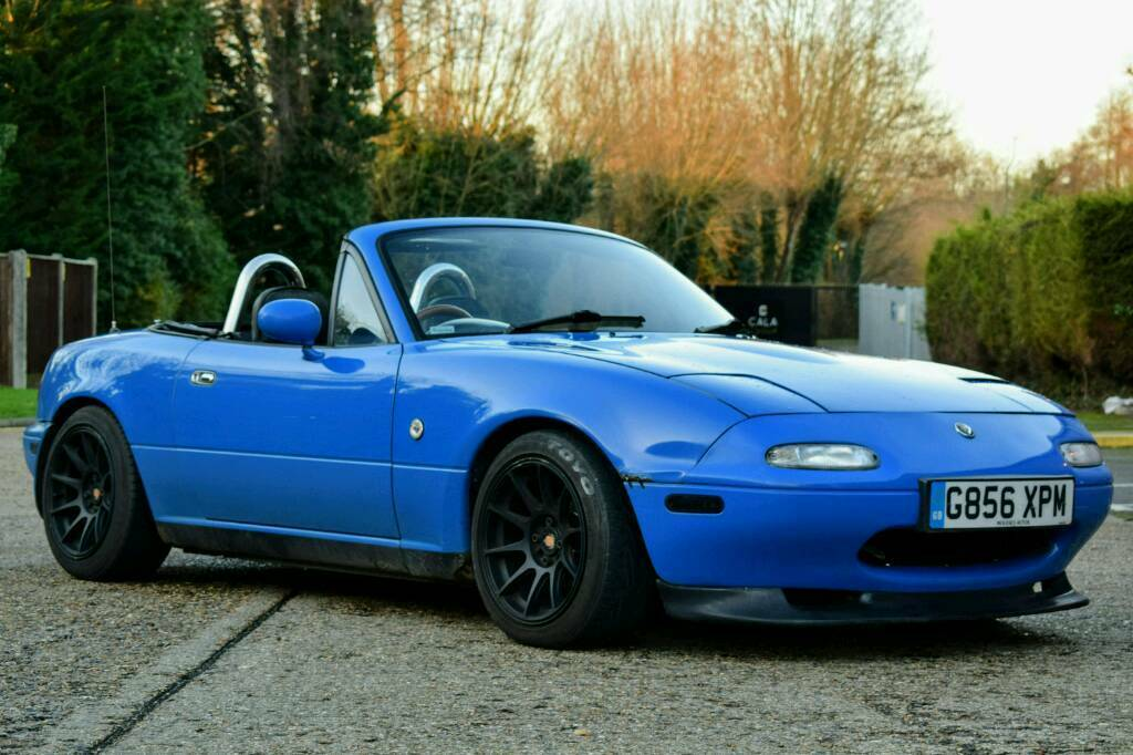 Mazda Mx5 Eunos Modified In High Wycombe