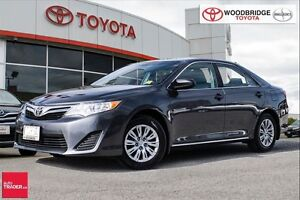 2014 Toyota Camry 4CYL  LE. REARVIEW CAMERA, BLUETOOTH