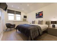 Studio flat in Lymington Road, West Hampstead