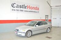2003 BMW 330I i**LEATHER/SUNROOF/AS-IS**