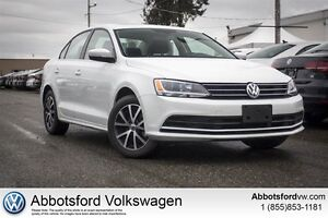 2016 Volkswagen Jetta 1.4 TSI Comfortline - Locally Owned/ No Cl