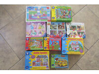 Age 3+ jigsaw puzzles