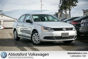 2013 Volkswagen Jetta 2.0L Trendline - Locally Owned