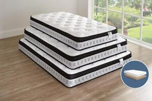 TRUCKLOAD BLOWOUT SALE! Twin, Full, Queen Mattresses! Twins From $99! Kings From $350!!