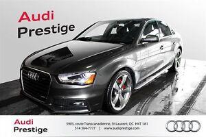 2014 Audi A4 PRO NAV S-LINE