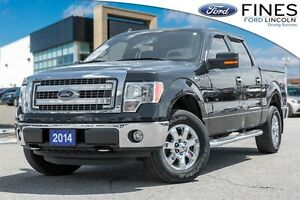 2014 Ford F-150 XLT - XTR, REAR CAMERA, POWER PEDALS