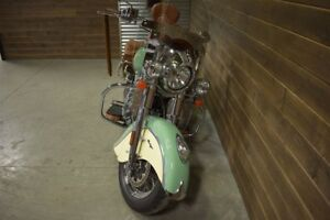 2015 Indian Motorcycles Chief Vintage Liquidation hivernale 250