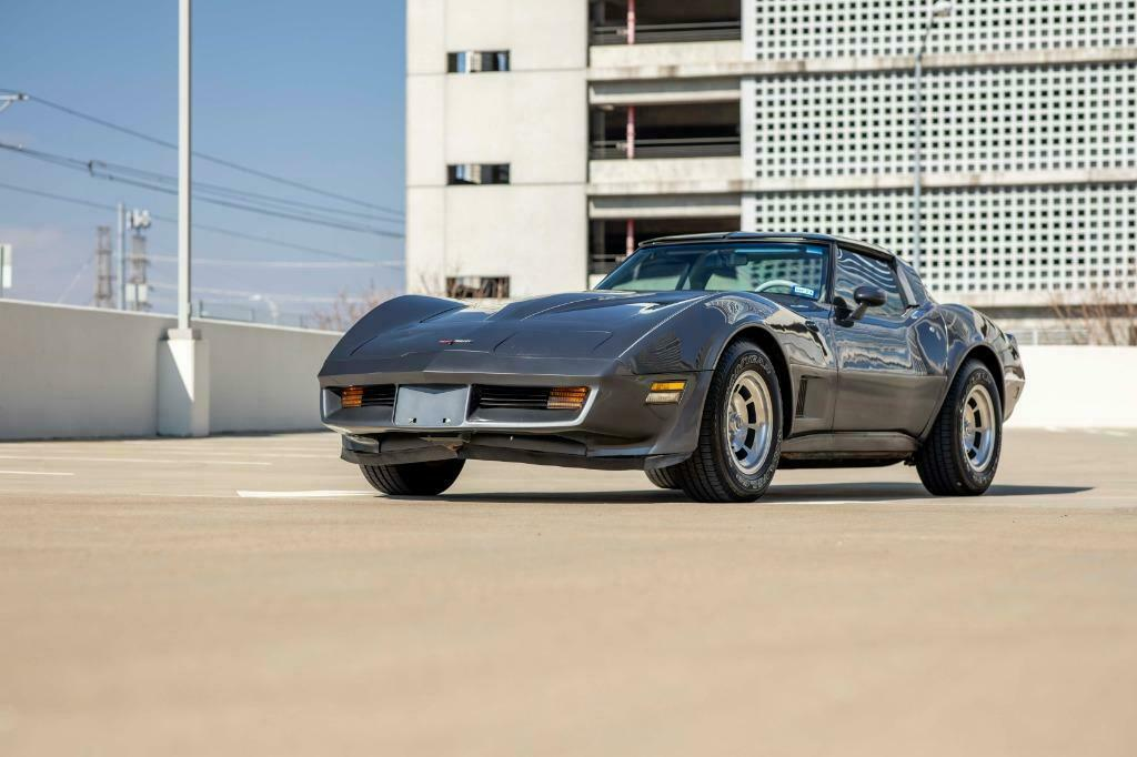 1981 Gray Chevrolet Corvette   | C3 Corvette Photo 1