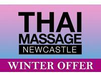 ⌂ New Winter Offer at Ruen Thai Massage, Newcastle ⌂