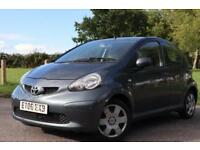 2006 56 Toyota Aygo+ plus 1.0 manual air con + electric windows 102k MOT July 2018