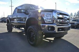 2013 Ford F-350 Lariat | LIFTED DIESEL