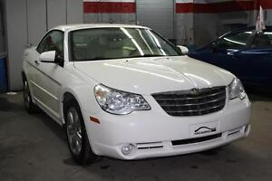 2010 Chrysler Sebring CONVERTIBLE Limited TOIT RIGIDE