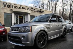 2011 Land Rover Range Rover SuperCharged Financement 0.9%