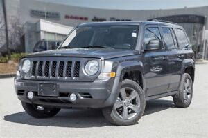 2015 Jeep Patriot NORTH HIGH ALTITUDE, LEATHER, ROOF