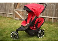 Phil and Teds Double Buggy Navigator