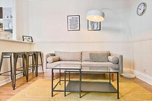 4BR Furnished - Flexible 4 to 8 month lease! #659