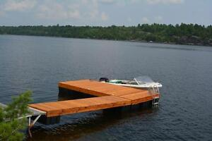 Floating Cedar Docks For Sale Kingston Kingston Area image 6