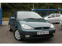 FORD FOCUS LX automatic *FULL FORD SERVICE HISTORY* (green) 2003