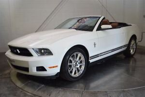 2010 Ford Mustang PREMIUM CUIR MAGS 18P