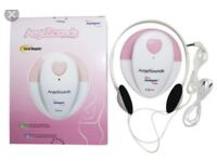 angel sounds fetal doppler,listen snd record yours babys heartbeat,used twice.can post