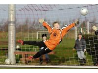 Goalkeeper wanted...5 aside...Brislington