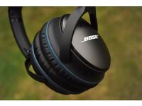 Bose QC25i noise cancel. headphones