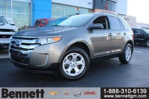 2014 Ford Edge SEL with Nav