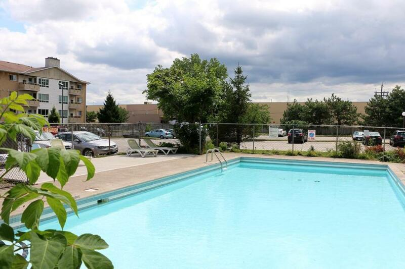 Spacious Condo Style St Catharines 2 Bedroom Apartment For Rent 2 Bedroom St Catharines