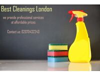 Professional and Express Cleaning Service Highly Qualified Staff