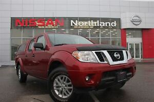 2015 Nissan Frontier SV/Bluetooth/4X4/ Back Up Cam